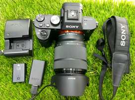 Sony A7 M2 with 28-70mm lens