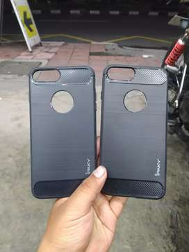 Softcase carbon Ipaky iPhone 7 plus