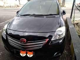 Toyota Vios G MT 2010 Sporty Black