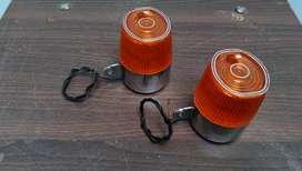 Lampu sein sepeda Onthel / Lawas Made in Japan