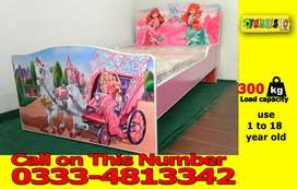 Princess Girls Single Beds | Brand New Kids Single Bed for Girls Sale