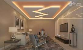 Interior False ceiling (PoP) @ lowest price in goa