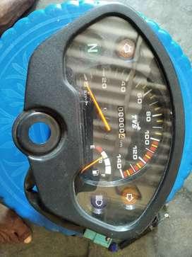 Original fiero meter and clamp