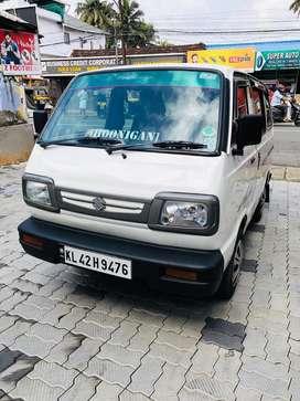 Maruti Suzuki Omni 5 STR BS-III, 2013, Petrol