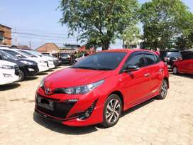 Toyota Yaris 1.5 S Trd 2018 manual Mobil Antik BH
