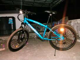 Avone 21 gear cycle