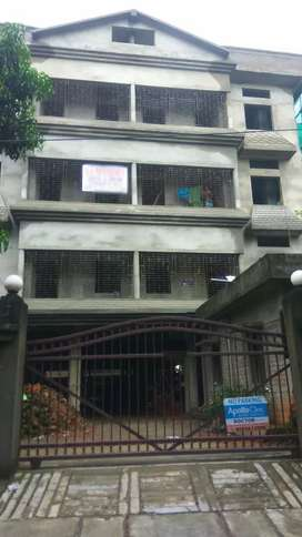 Flat for sale near G.S Road Six mile