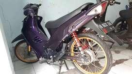 Shogunr125modifikasi