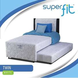 Mjb mebel - promo bed dorong comforta super twin sale
