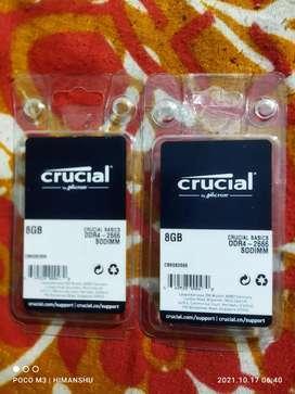 Ddr 4 8GB Ram