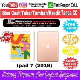 """ipad 7 [2019/10""""/32GB/Wifi+4G] New Apple Cash/Kredit/TT Bisa DP"""