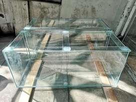 Aquarium/akuarium (120x50x50) bandung murah