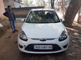 Ford Figo FIGO 1.2P TITANIUM+, 2010, Petrol