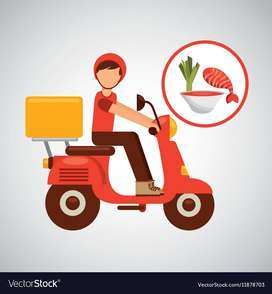 FOOD DELIVERY JOB IN Z0MAT0