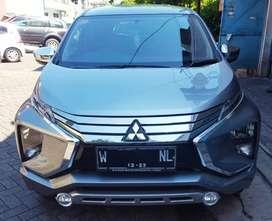 Mobil Mitsubishi Xpander 1.5 Ultimate Matic 2018 Grey