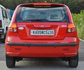 Hyundai Getz GLS, 2005, Petrol