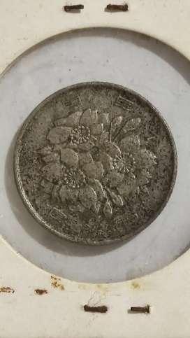 100 Yen Jepang 56 [YJ100]