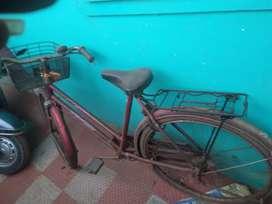 Ladies bycycle