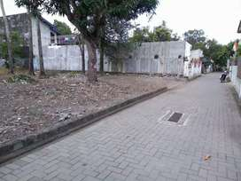 Tanah murah Jl.Anggajaya condong catur