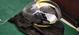 Helm Half Face Baru belum dipakai, Bagus