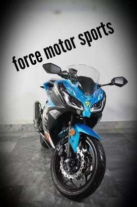 Heavy bike 250cc latest modal at force motor sports