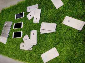 All I phone with all accessories, available at very affordable price