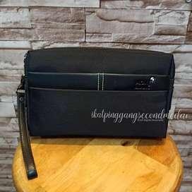Handbag Montblanc Nylon