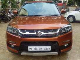 Maruti Suzuki Vitara Brezza ZDi - AMT Diesel (Automatic), 2018, Dies..