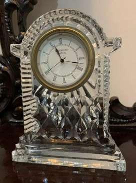 jam kristal asli mewah antik