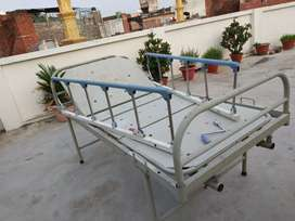 Foldable Patient Bed