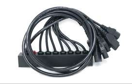 HP FIXED CORD PDU EXTENSION BAR 7-OUTLETS