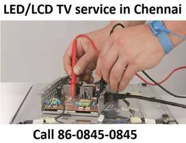LED/LCD TV service in Chennai at your doorstep