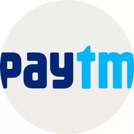 Hiring for paytm sales executive job