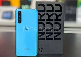 Oneplus Nord - 8+128GB- Blue in Stock