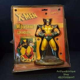 Figure wolverine keluaran marvel 1995