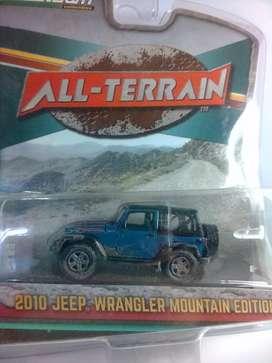 Diecast wrangler mountain edition2010.minat sms wa diprofile