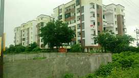 2bhk semi furnished flat sell-Godhani road*Anant road*friends Colony