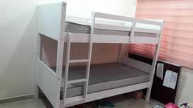 Bunk Bed & Mattress