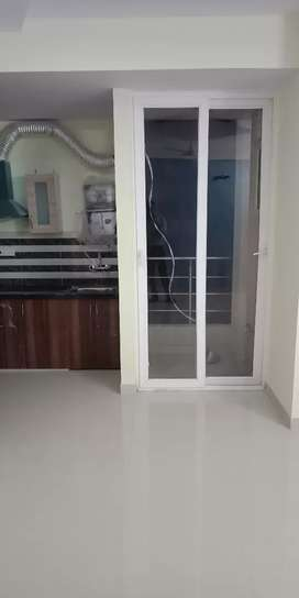 2 bhk flat with branded fitting