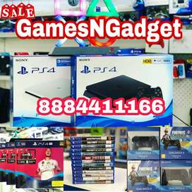 Weekend Gaming Console for Playstation 4 Console With Warranty Games