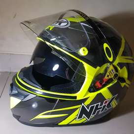 NHK RX9 Yellow Fluo + accessories