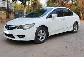 Honda Civic 1.8 V MT, 2010, Petrol