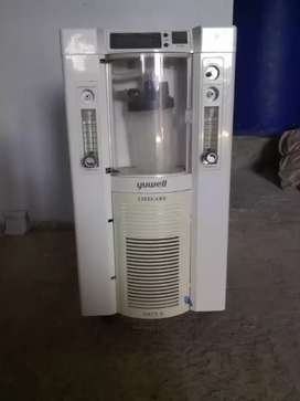 Yuwell oxygen concentrator USED