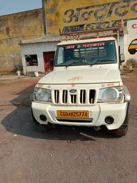 Mahindra Bolero DI BS III, 2015, Diesel