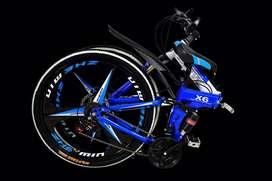 NEW AUDI,FERRARI,BMW 21 GEARS FOLDABEL CYCLE