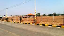 Banglore Highway HMDA Villa Plots in Thimmapur near by ORR & Airport