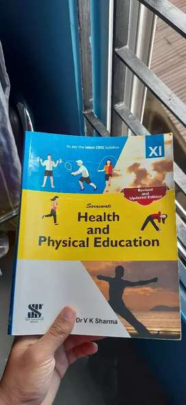 Physical education book.