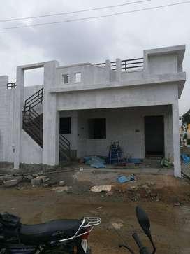 Budget residential villa for sale in behind TTK prestige company hosur