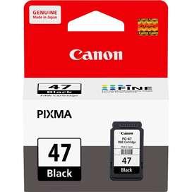 Canon Tinta Cartridge PG-47 Black Original