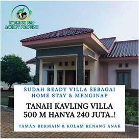 Kavling Premium View Menawan di Bogor